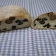 豆まめパン(断面)